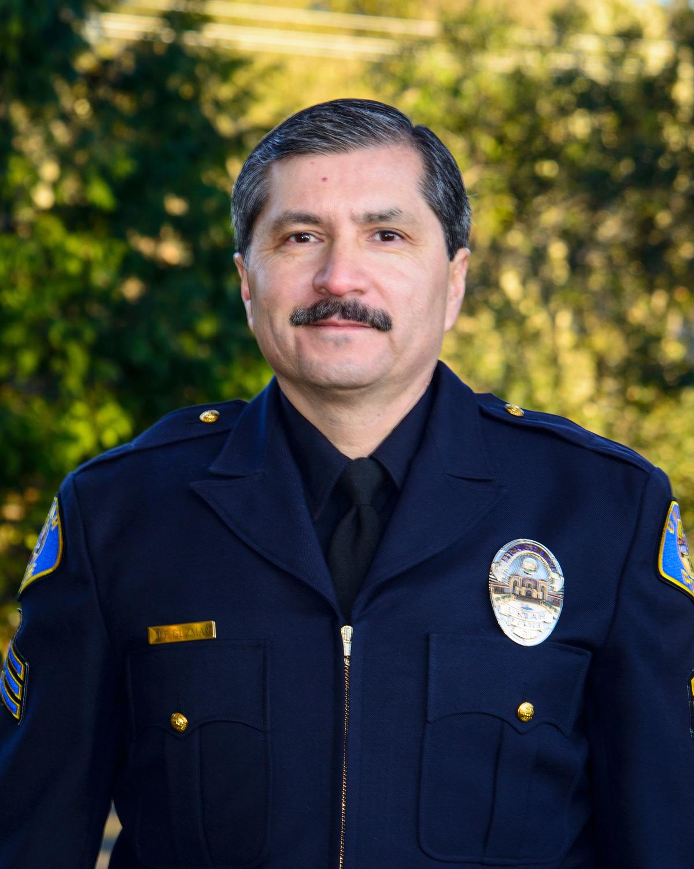 Thanks Sergeant Guzman For Your Service Ukiah Police Department
